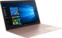 """NB ASUS 12.5"""" Zenbook 3 UX390UA Gold (Core i5-7200U 8Gb 512Gb Win 10) 12.5"""" Full HD (1920x1080) Glare, Intel Core i5-7200U (2x Core, 2.5GHz - 3.1GHz, 3Mb), 8Gb (OnBoard) PC3-14900, 512Gb M.2, Intel HD Graphics, 802.11ac, Bluetooth, 1x USB 3.1 Type C, HD Webcam, Windows 10 Home RU, 6-cell 40 WHrs Polymer Battery, Illuminated Keyboard, 0.91kg, Gold"""