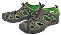 Сандалии с закрытым носком Duloe зеленые