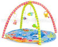 Chipolino Игровой коврик PGS01805DOL  Дельфин