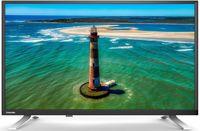 TV  LED Toshiba 55U5865EV, Black