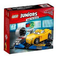 Lego Juniors Гоночный тренажёр Крус Рамирес