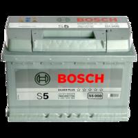 Авто аккумулятор Bosch Silver Plus S5 008 (0 092 S50 080)