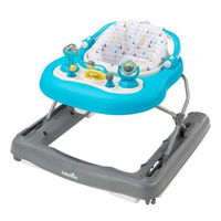 BABYMOOV 2 in 1 Walker Petrole, разноцветный