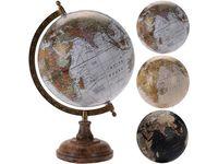 Glob pamantesc din lemn H33, D20cm, 4 modele