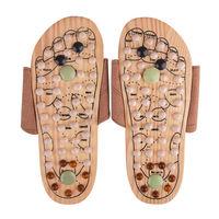 Массажные сандалии с магнитами 16907-39  (2745) inSPORTline