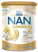 Nestle Nan Supreme 2 (6 m+) 800 gr.