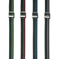 Ремень Warmpeace Hookle Belt, iron/red, 4083