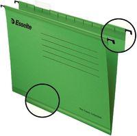 Esselte Папка навесная ESSELTE A4 с индикатором, зеленый