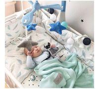 Музыкальная карусель с проектором Canpol Babies Blue