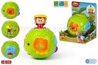 Color Baby 44527 Мячик игровой Roll&Pop Джунгли
