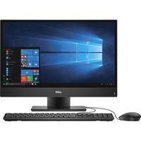 "AIl-in-One PC - 21,5"" DELL Optiplex 5260 FHD lPS +W10Pro, Intel® Core® i5-8500 (Six Core, up to 4.10GHz, 9MB), 8GB DDR4 RAM, 256GB SSD, no ODD, Intel® UHD 630 Graphics, HD Webcam, Wi-Fi-AC/BT4.0, Height Adjustable Stand, USB KB&MS, Win 10 Pro, Black"