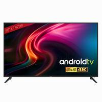 Android 4K TV 58″ ANDROID TV + DVB-T/T2;DVB-C;DVB-S/S2