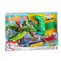 Mattel Hot Wheels Игровой набор Воздушная атака дракона