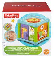 """Fisher Price BFH80 Кубик """"Веселые животные"""""""