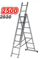 Ascara Лестница алюминиевая трехсекционная Elkop VHR TK 3x7