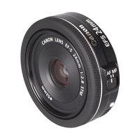 Prime Lens Canon EF-S 24mm F2.8 STM