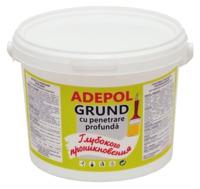 Грунтовка глубокого проникновения Adepol GRUND , 1 кг