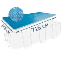 Солнечное покрывало для бассейна, 716x346cm Intex 29027