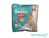 Scutece-chilotei Pampers 4 N24