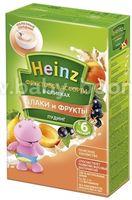 """Heinz Пудинг Фруктовое ассорти в сливках """"Злаки и фрукты"""" (6 м +) 200 гр."""