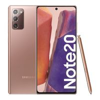 Samsung Galaxy Note 20 8/256GB Duos (N980FD), Bronze