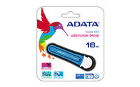 16Gb USB3.0 Flash Drive ADATA, Superior S107, blue