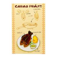 cumpără Carte Poștală – Caras Prăjit în Chișinău