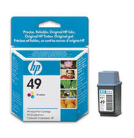 HP 51649A  color Cartridge for HP DJ 690/ 660