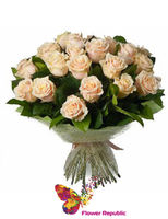 cumpără Trandafir Crema Ecuador 40-50 CM Pret la o bucata în Chișinău