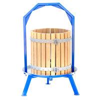 Пресс для винограда 50 л - с домкратом