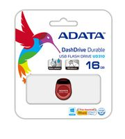 Flash Drive ADATA UD310 , Red 16Gb