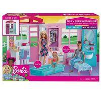 Барби Портативный домик