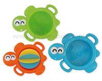 """Baby Mix KP-0689 Набор игрушек для ванны"""" Три черепашки"""""""