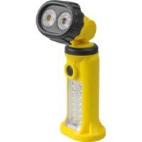 LED NPT-W03-4AAA для работы. 2LEDx1Вт + 14LEDx0.5Вт