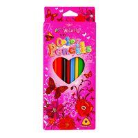 Карандаши цветные Yalong 12 цветов