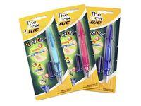 Ручка перьевая BIC Easy Clic+ сменный картридж, синяя