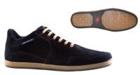 Кожанные кроссовки BELKELME (08359 - 3 /003)