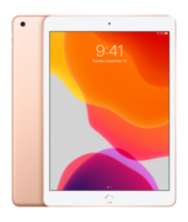 "Apple iPad 10.2"" 2019 128Gb 4G, Gold"
