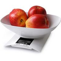 Весы кухонные Polaris PKS0323DL, White