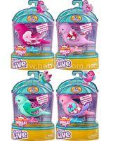 """Little Live Pets 28617 Интерактивная игрушка """"Птичка"""" в асс."""