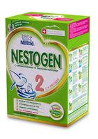 Nestogen 2 Prebio молочная смесь, 6+мес. 700г