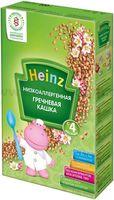 Heinz Низкоаллергенная гречневая кашка без молока (4m+)