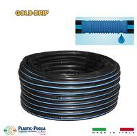 cumpără Linie de picurare cilindrica GOLD-DRIP SUPER d.16mm/100cm/40mill Platic Puglia în Chișinău