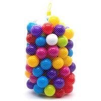 Kinder Way Мячики для для сухого бассейна, 100 штк
