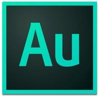 Adobe Audition CC Subscription New (65297746BA01A12)