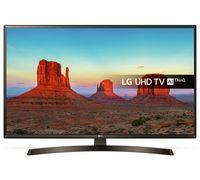 TV LED LG 49UK6400PLF, Black