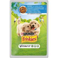 Friskies Junior(курица и морковь) 100g