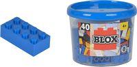 Конструктор Simba Blox Constr. 40 el  синий 4118881