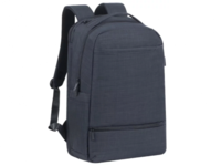 "16""/15"" NB backpack - RivaCase 8165 Black Laptop"