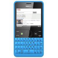 Nokia Asha 210 Duos ru (Cyan)